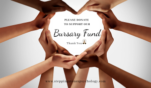 Please donate to our Bursary Fund