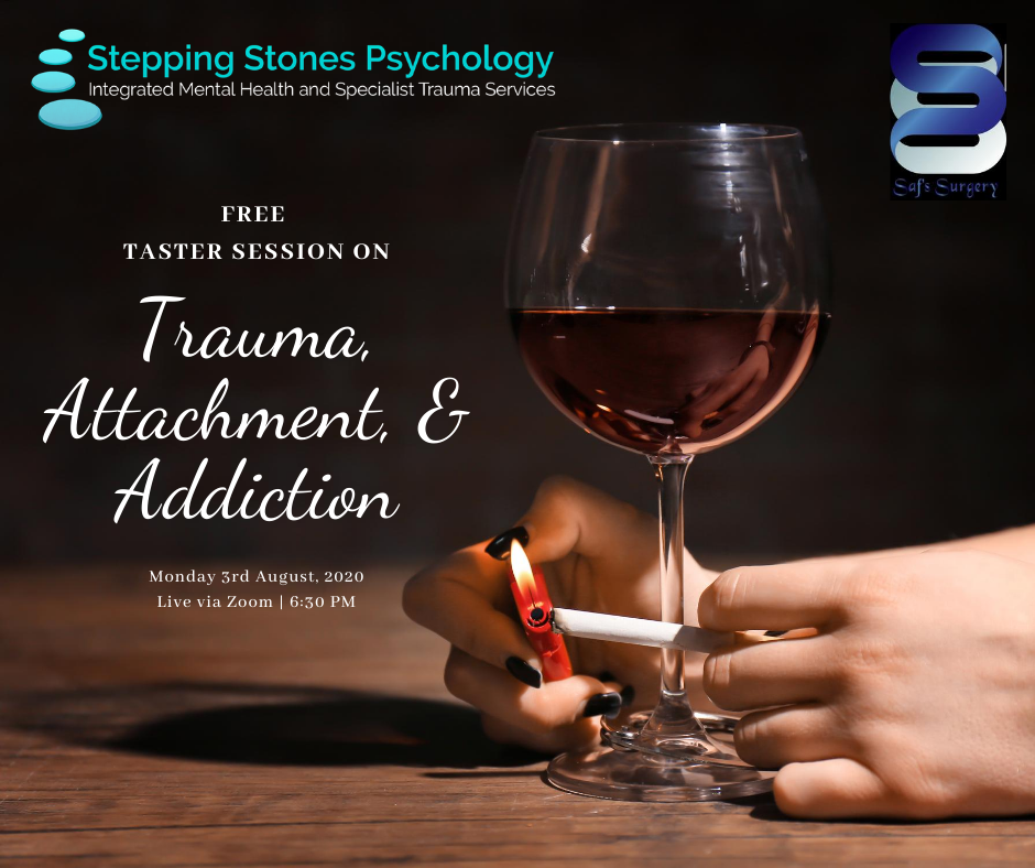 ADDICTION RECOVERY & TRAUMA HEALING Workshop