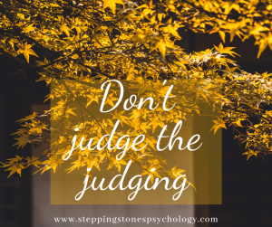 Don't judge the judging