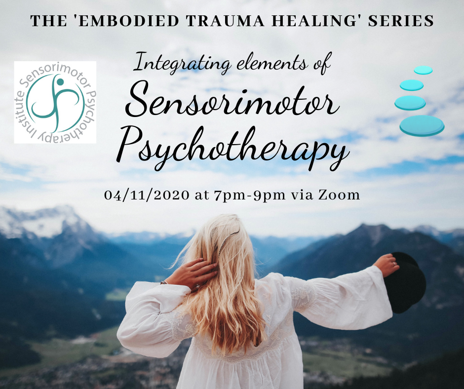 The 'Embodied Trauma Healing' Series – Week 6