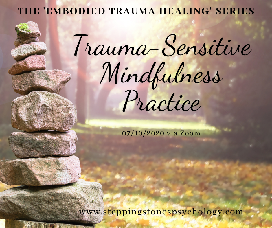 The 'Embodied Trauma Healing' Series – Week 4