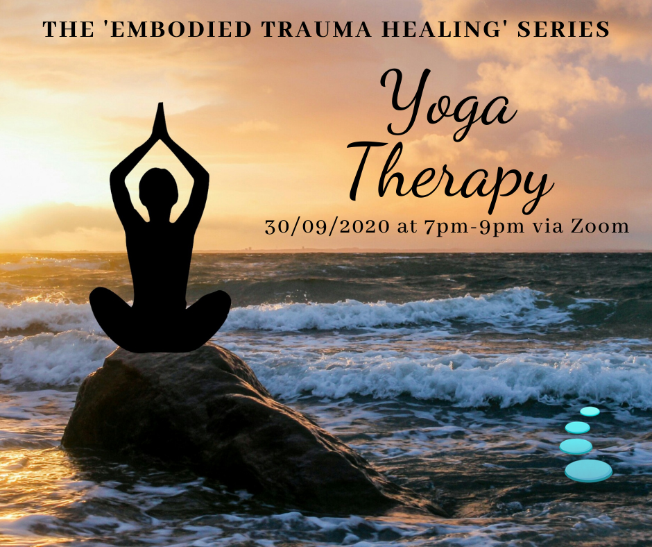 The 'Embodied Trauma Healing' Series – Week 3