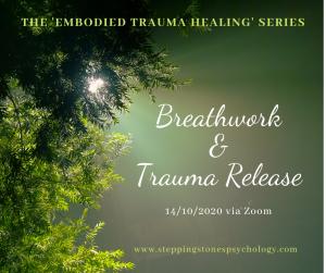 The 'Embodied Trauma Healing' Series – Week 5