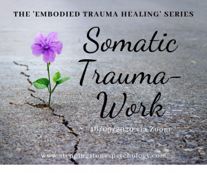 The 'Embodied Trauma Healing' Series – Week 1