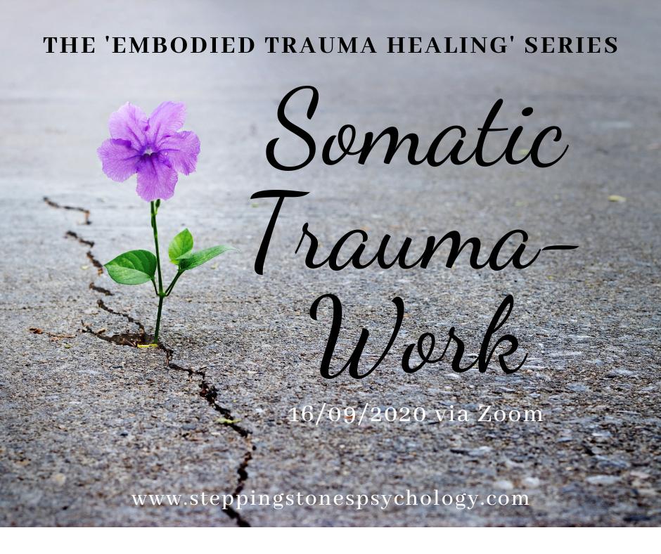The 'Embodied Trauma Healing' Series – Week 1